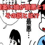 【面白実話漫画】リビングで勉強する娘が最悪と思ったわけとは?